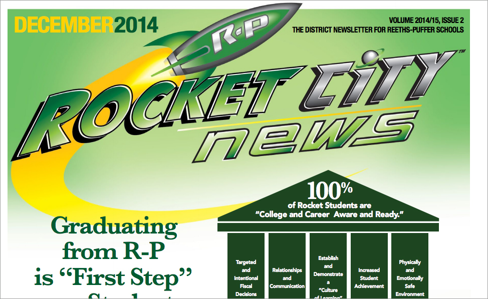 Reeths-Puffer Rocket City News